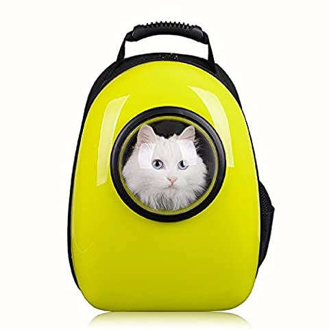 Petcomer Innovant Brevet Bulle Animal de Compagnie Les Transporteurs Voyage