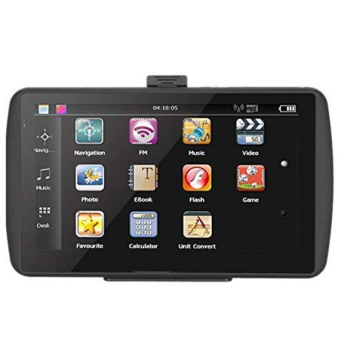 GPS Navigation, 7 Zoll HD Tragbarer Touchscreen Auto Navigator 256 MB 8 GB FM GPS-Navigation - Auto-navigator