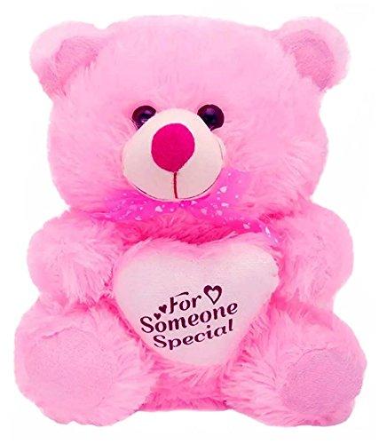 teddy soft toys teddy bear - 12 inch - pink - 41nGGVyAxJL - Teddy Soft Toys Teddy Bear – 12 Inch – Pink