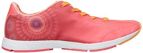 Desigual Judith, Chaussures de sports extérieurs femme Rose (3177 Paradise Pink)