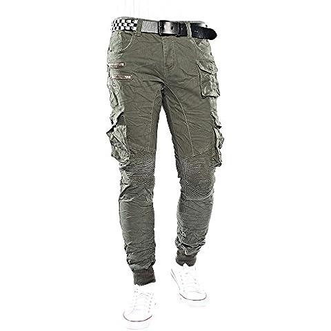 Justboy Jeans J005 pantaloni Bw Club Wear