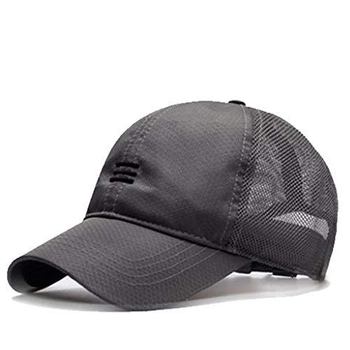 LZMZ22222 Hut Herren/Baseball Cap, Quick Dry Sonnenhut Frühling und Herbst Outdoor Caps, Sonnenschutzkappe (Zug Hüte Für Kinder)