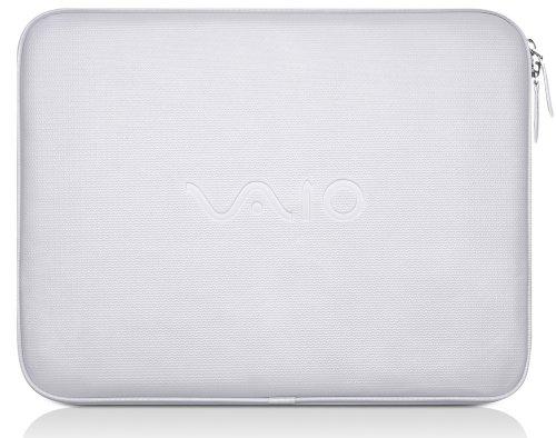 Sony Vaio VGP-CKN 1/W Notebooktasche für NS Serien weiß -