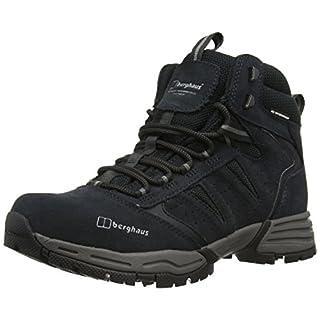 Berghaus Men's Expeditor Aq Trek, High Rise Hiking Shoes -  Blue (Dusk/Pearl Grey X10), 10 UK(44.5 EU)