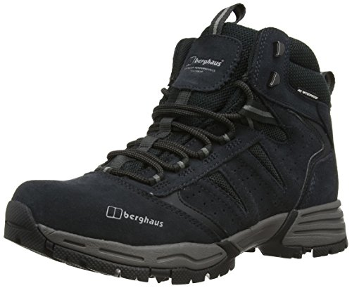 Berghaus Men's Expeditor Aq Trek Boot - Blue (Dusk/Pearl Grey X10), 12...