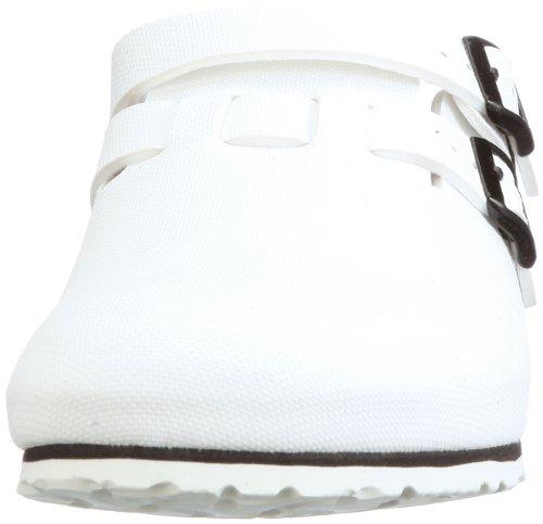 Birki Kay , Chaussures mixte enfant Blanc-TR-A-4-150