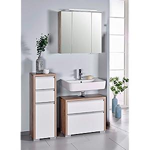 Badezimmer Mobel Set 3 Teilig Deine Wohnideen De