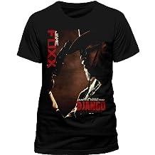CID - Camiseta Hombre, color negro, talla X-Large