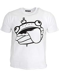Fortnite - Camiseta Infantil Modelo Burger Head