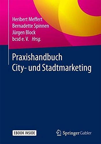Praxishandbuch City- und Stadtmarketing