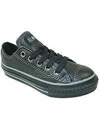 f175874e36a98 Amazon.fr   converse cuir noir - 20 à 50 EUR   Chaussures et Sacs