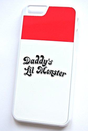 DC Comics Suicide Squad Harley Quinn Daddy de Lil monstre pour homme (iPhone 6/6S 11,9cm Blanc en plastique dur Coque/Housse/)
