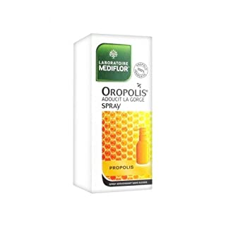 Mediflor Oropolis Throat Spray 20 ml