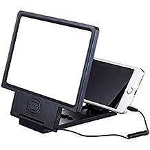 Funda para teléfono Protector de amplificador amplificador de vídeo de alta definición uso para dormitorio, restaurante, al aire libre