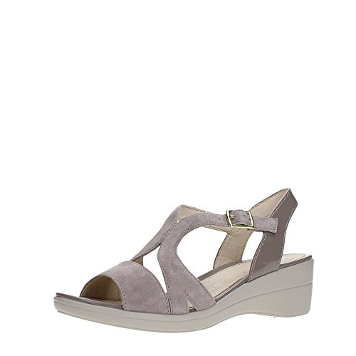 Stonefly 108235 Sandale Femme Taupe Brown