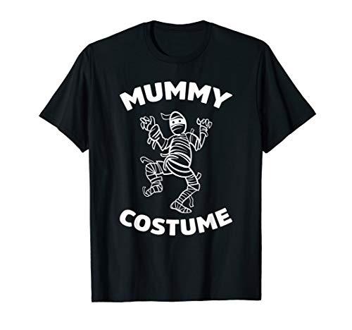 Scary Kostüm Mumie - Mumie Kostüm Gruselig Halloween Scary Party Liebhaber Humor T-Shirt