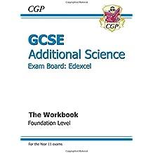 GCSE Additional Science Edexcel Workbook - Foundation (A*-G