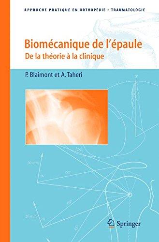 Biomécanique de l'épaule: de la théorie à la pratique