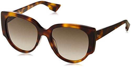 Dior Damen DIORNIGHT1 HA 05L Sonnenbrille, Braun (Havana/Brwn Sf), 55
