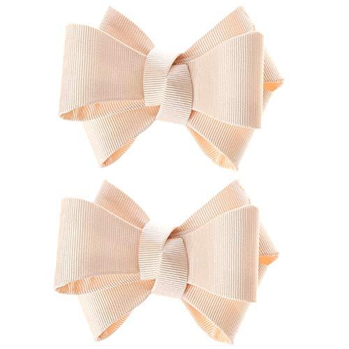 7thLake 1 Para Bowknot Schuh Kleidung Applique Zubehör Clip Schuhe Dekorationen DIY Schuhclip Charms Schnalle -