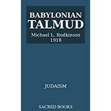 Babylonian Talmud: Annotated+Illustrated (English Edition)
