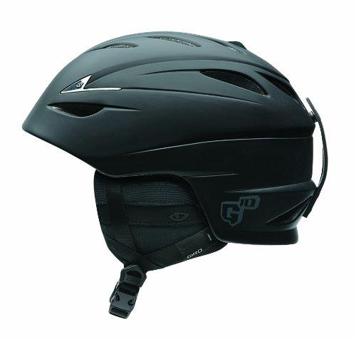 GIRO Skihelm G10 Ski Und Snowboard Helme Mat Black M (55,5-59 cm)