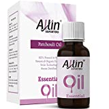 Allin Exporters Natural & Undiluted Patchouli Oil - 15 ML - Used in Aromatherapy Diffuser, Additive Fragrance