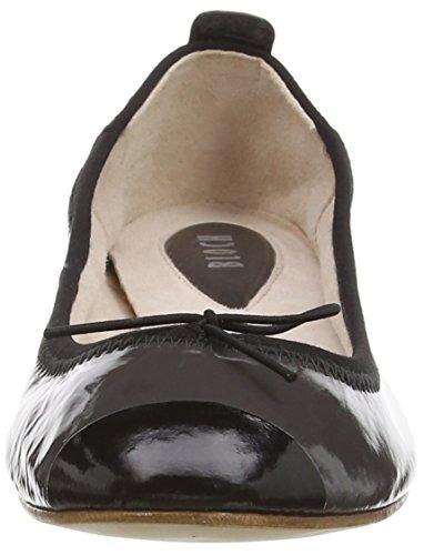 Bloch - Luxury, Ballerine da Donna Grigio (Grey (Evg))