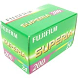 Fujifilm Superia 200 Pellicule Photo Négatif Couleur Format 135 Monopack 24 poses