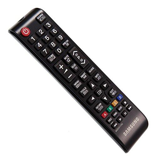 Samsung BN59-01175N Ersatz-Fernbedienung für TV, Schwarz (Remote Control Samsung)