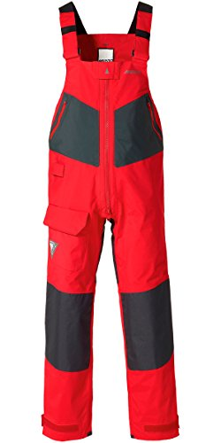 Musto BR2 Offshore Trouser Red/Dark Grey SB0042 Size-- - XXLarge