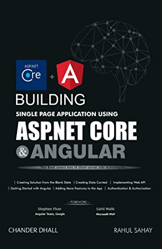 Building Single Page Application Using ASP.NET Core & Angular