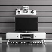 Home Factory Set of 2 TV Tables Aspen