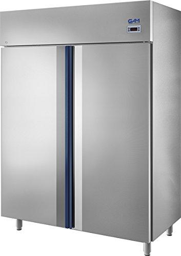 GAM Gastro Tiefkühlschrank Volltür 1400 Liter 144x80x202 cm Klimaklasse 5 ***NEU***