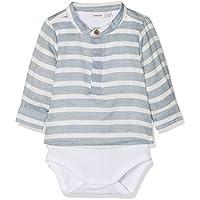 0b59e988b678e7 NAME IT Baby-Jungen Langarmshirt Nbmgalasse LS Shirt Body