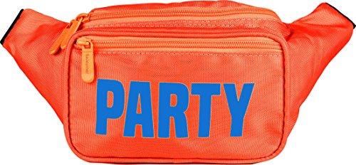 SoJourner Bags Gürteltasche Einheitsgröße Neon-Party - Orange