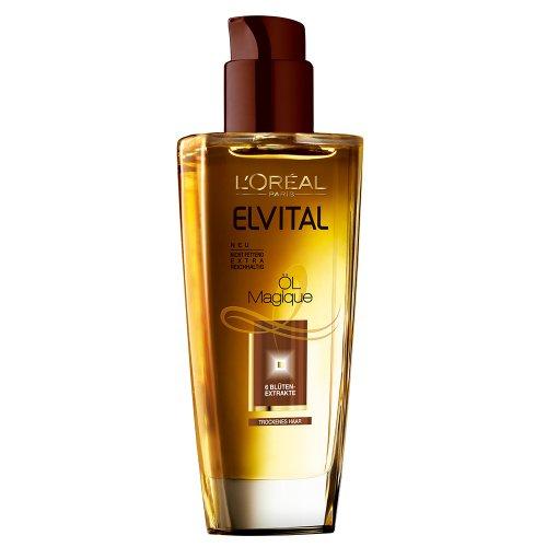 elvital coco L'Oreal Paris Elvital Öl Magique Trockenes Haar, 1er Pack (1 x 100 ml)