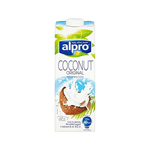 Alpro Longlife Lait De Coco Alternatives 1L - (Paquet de 6)