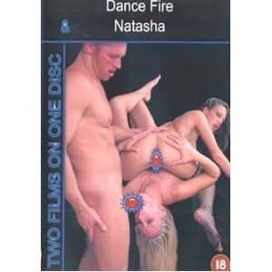 Dance Fire / Natasha [DVD]