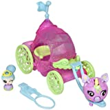 Zoobles Princess Carriage Mini Playset NEW Toy