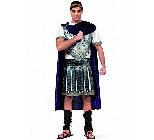 Machen Könige Kostüm Drei - Limit Sport-Kostüm Römer Caligula, für Erwachsene, Gr. XL (MA300)