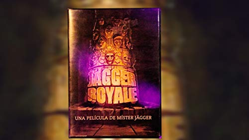 JÄGGER ROYALE - DVD ORIGINAL