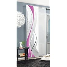 Panel japones cortinas for Panel japones blanco y gris