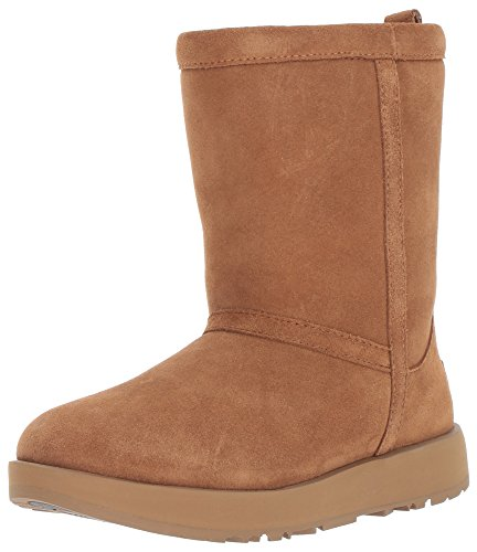 UGG leather boots 1017508 Classic Short Waterproof 40 Chestnut (Chestnut Short Ugg Australia Classic)