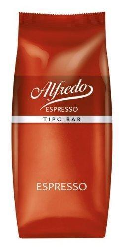 Darboven Alfredo Espresso Tipo-Bar 6 x 1kg ganze Bohne