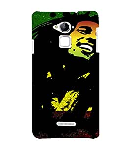 EPICCASE Live and let live Mobile Back Case Cover For CoolPad Note 3 (Designer Case)