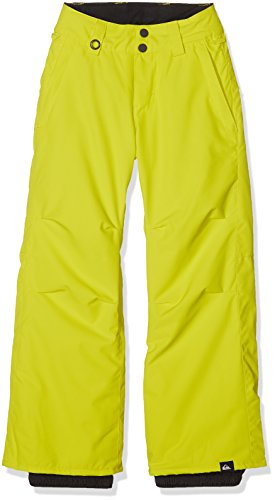 Quiksilver Herren Youth PT Estate-Snow Pants 8-16, Sulphur Spring, 16/XXL (Quiksilver Snow Hose)