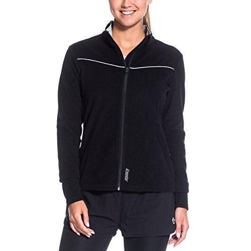 Gregster Vada, Giacca in Fleece Donna Nero