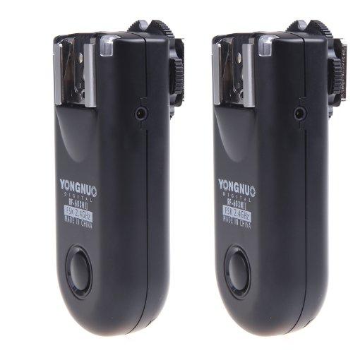 Yongnuo rf-603nii-n1Wireless Fernbedienung Blitzauslöser Kit für Nikon D800D700D300D200D1D2D3D4