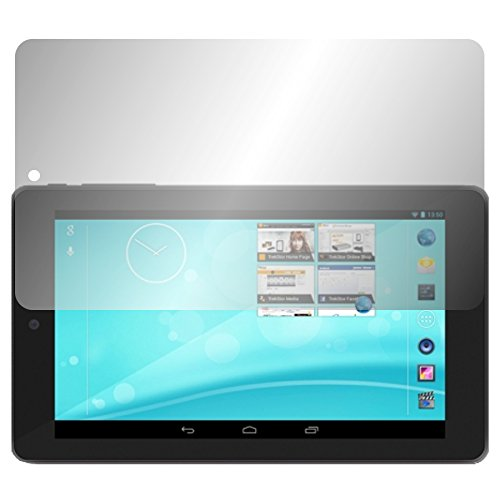 Slabo 2 x Bildschirmschutzfolie Trekstor SurfTab breeze 7.0 Bildschirmschutz Schutzfolie Folie Crystal Clear unsichtbar MADE IN GERMANY